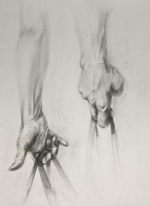 General Drawing © Nicholas Reback