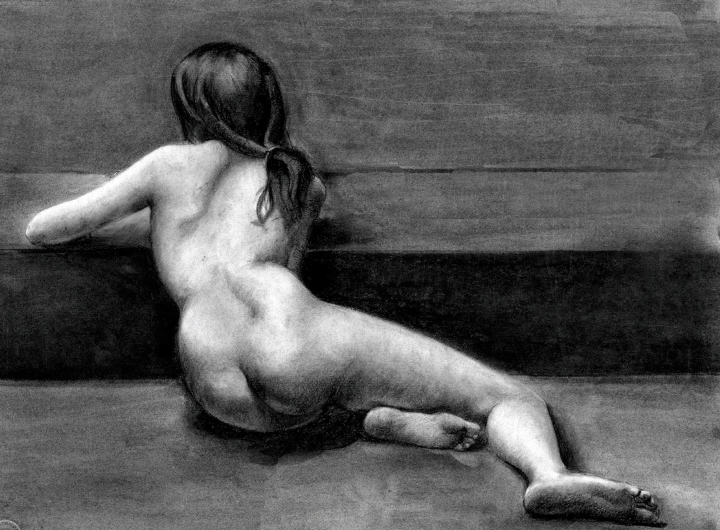 Figure Drawing © Tara Rose